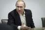 Le président russe, Vladimir Poutine, le 8 février, à Sochi.