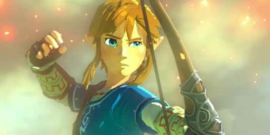 """Le héros Link, dans le jeu vidéo """"The Legend of Zelda"""", prévu sur Wii U et Nintendo NX."""