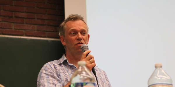 Werner Koch, en 2013.