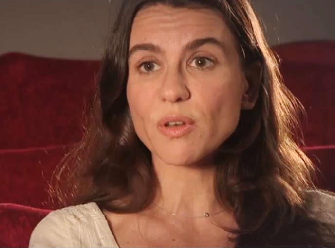 La journaliste Andréa Rawlins-Gaston.