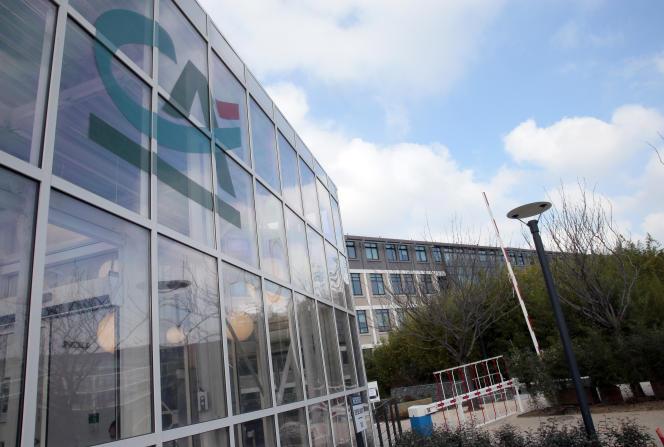 Le siège du Crédit agricole, à Montrouge, dans les Hauts-de-Seine.