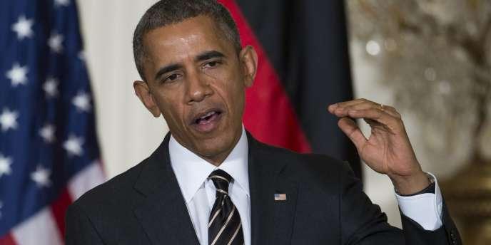 Barack Obama, le 9février.