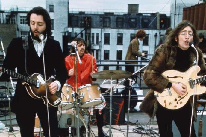 Janvier 1969. Le groupe clôt l'enregistrement de