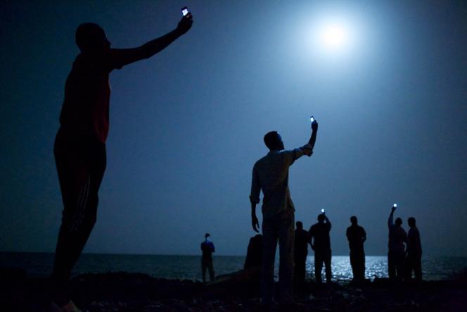 La photo gagnante du World Press Photo en 2014 : John Stanmeyer, VII for National Geographic,