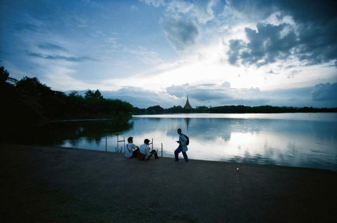 Une image extraite de la page consacrée au nouveau film d'Apichatpong Weerasethakul,