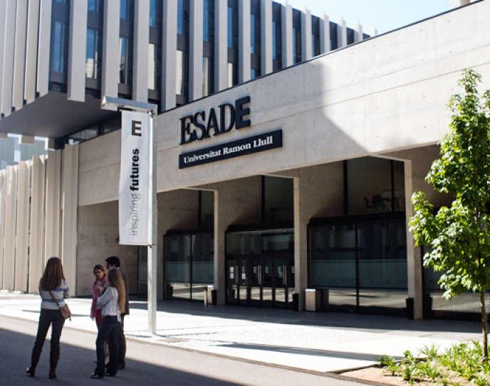 L'Ecole supérieure d'administration et de direction d'entreprises (Esade) fait partie des trois grandes écoles de commerce d'Espagne. Et propose un MBA prisé.