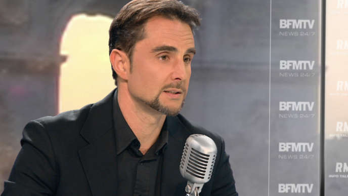 Hervé Falciani, jeudi 12 février sur RTL.