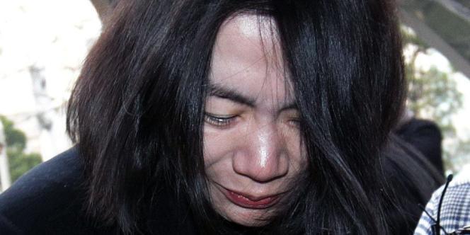 Cho Hyun-ah avait exigé le débarquement du chef de cabine d'un vol New York-Séoul pour une collation mal servie.