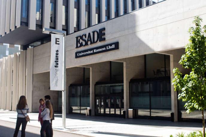 L'Esade est l'une des business school les mieux classées par le palmarès annuel du