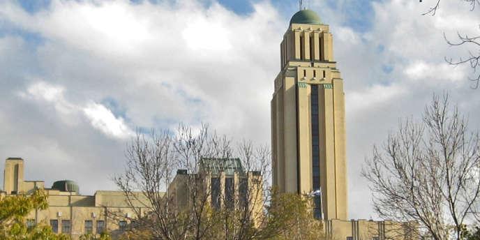 Le campus de Laval de l'université de Montréal