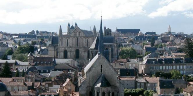 Poitiers, en mai 2007.