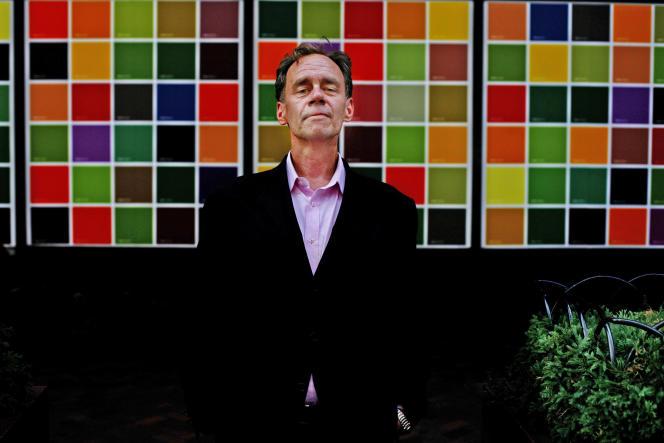 David Carr photographié en août 2008.