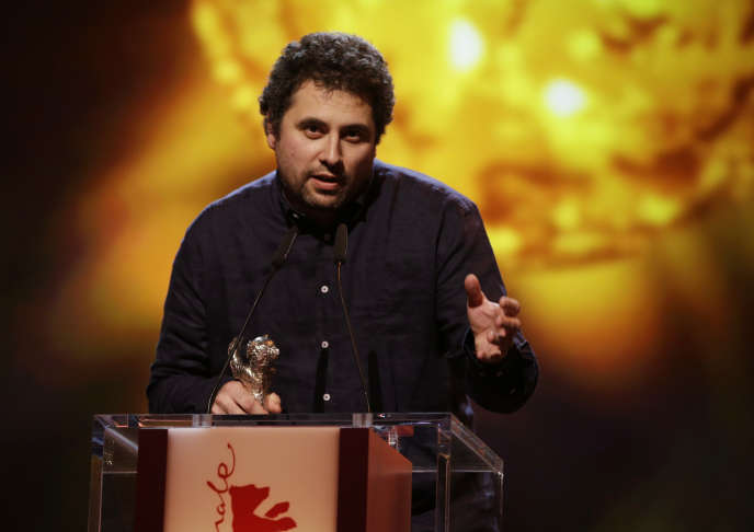 Radu Jude a reçu l'ours d'argent du meilleur réalisateur pour