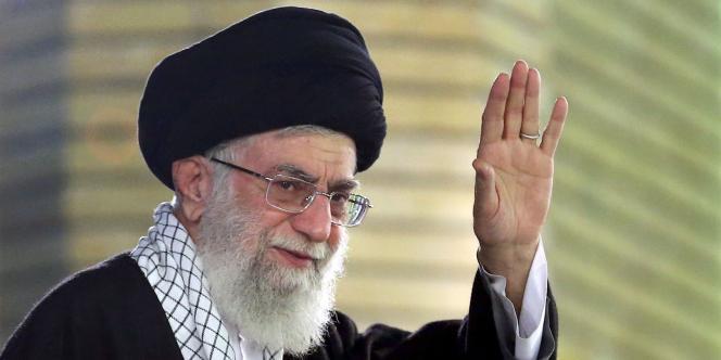 Le guide suprême iranien, l'ayatollah Ali Khamenei.