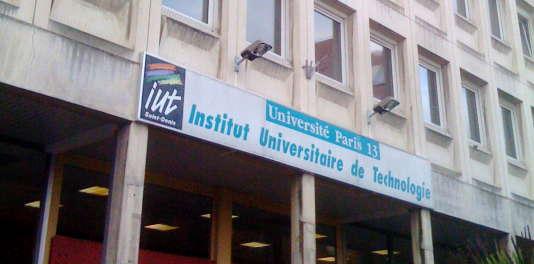 L'institut universitaire de technologie de Saint-Denis.
