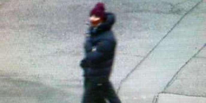 Une photo du suspect des fusillades du 14 février à Copenhague, publiée par la police danoise