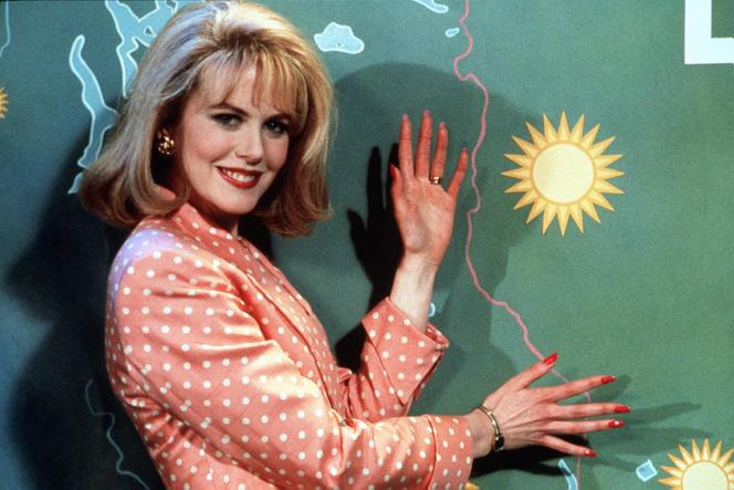 Nicole Kidman dans le film américain et britannique de Gus Van Sant,