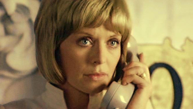Susannah York dans le film américain et britannique de Robert Altman,