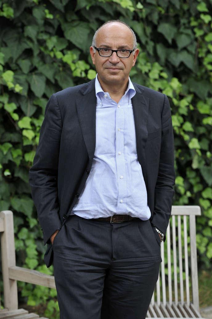 Yoram Gutgeld, premier conseiller économique de Matteo Renzi, à Rome en 2013  Yoram Gutgeld  ph. © Luigi Mistrulli