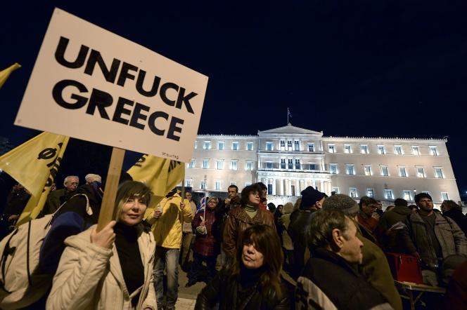 Certains Grecs n'excluent pas