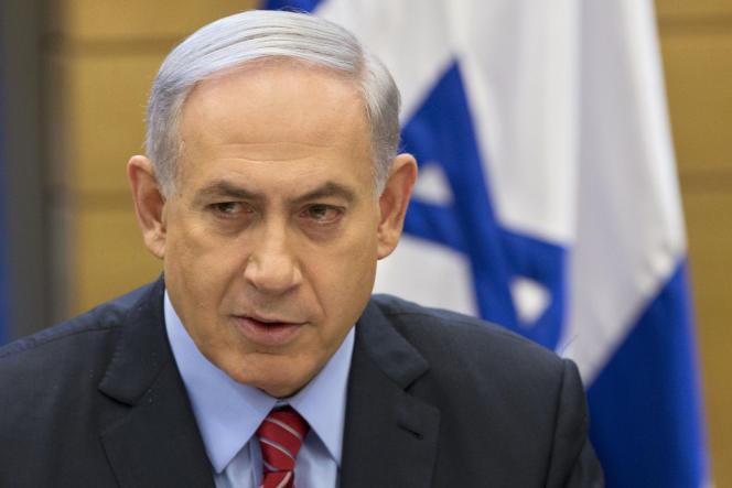 Le premier ministre israélien Benyamin Nétanyahou, le 3 décembre 2014