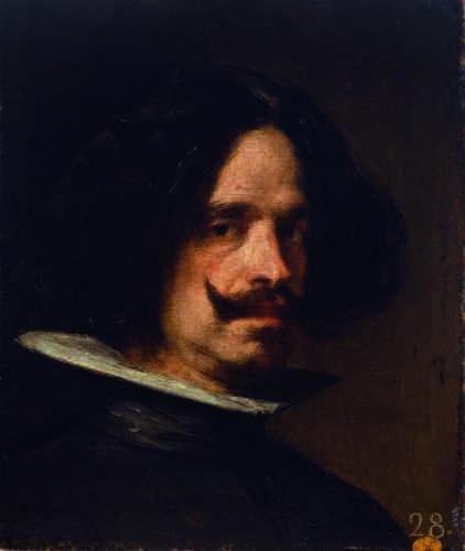 La plus grande confusion règne autour des autoportraits de Diego Vélasquez : le tableau du Musée des Beaux-arts de Valence est ainsi la seule représentation du peintre par lui-même qui soit, depuis sa restauration en 1986, acceptée sans réserve par la critique.