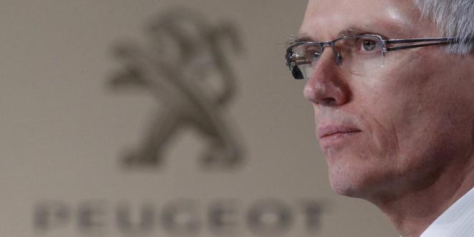 Le constructeur automobile, qui avait traversé de graves difficultés financières en2012, présentera le 5 avril un nouveau plan stratégique pour prendre la relève de son plan «Back in the race».