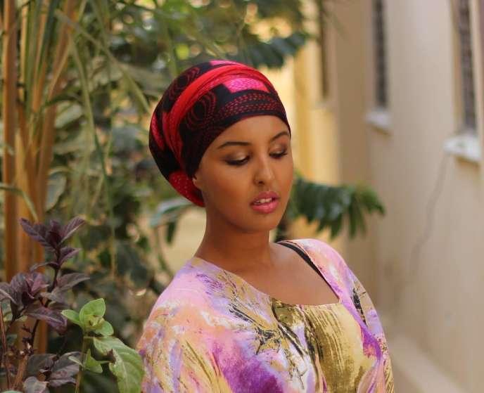 Ugaaso Abukar Boocow, une Somalienne qui brise les stéréotypes sur son compte Instagram.