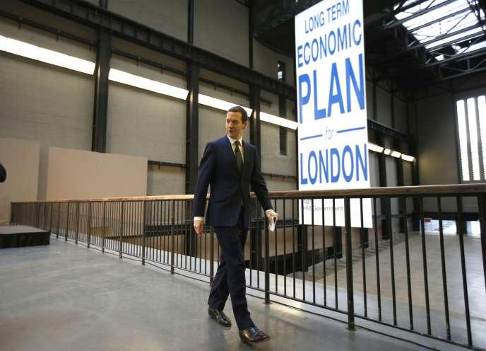 George Osborne, le chancelier de l'Echiquier, va présenter, mercredi 18 mars, le budget pour l'année 2015-2016.