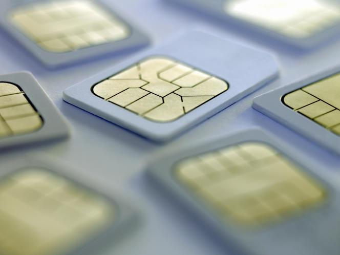 La société Gemalto est le leader mondial de la fabrication de cartes SIM