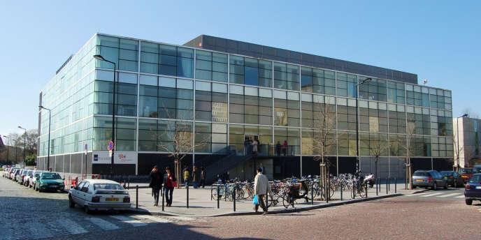 L'Institut de journalisme de Bordeaux-Aquitaine.