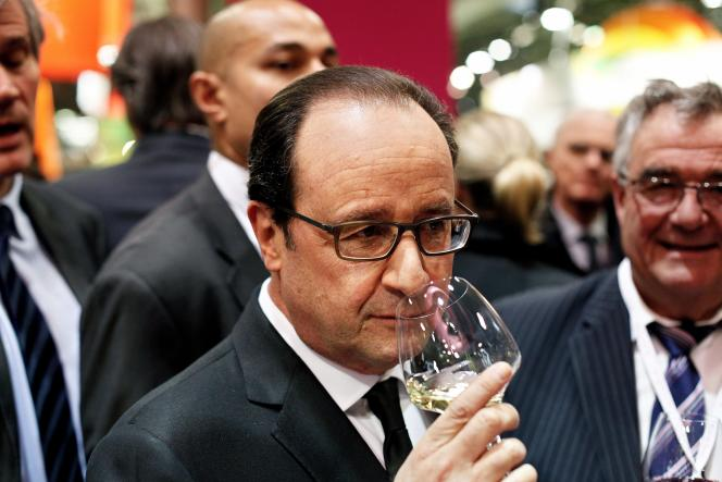 François Hollande a appelé sa majorité à la