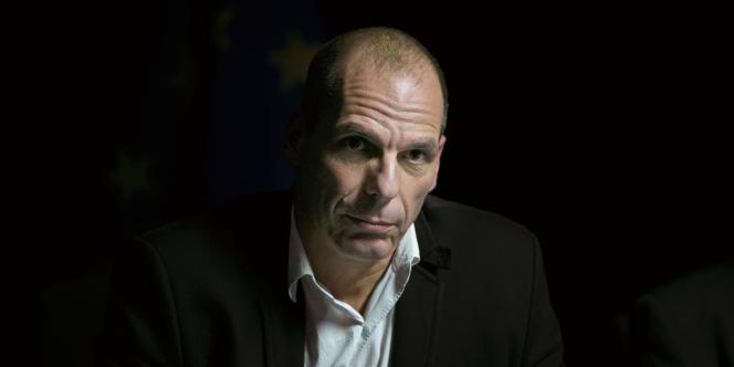 Yanis Varoufakis, le ministre des finances grec, le 20 février.