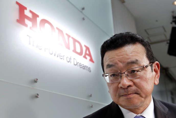 Le départ de Takanobu Ito intervient alors que Honda a rappelé près de 10 millions de véhicules suite aux défauts de conception de ses airbags.
