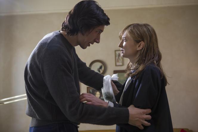 Adam Driver et Alba Rohrwacher dans le film italien de Saverio Costanzo,