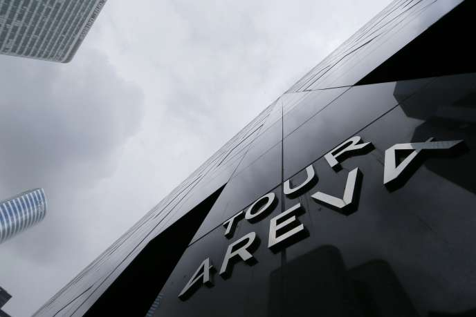 Le siège d'Areva, à La Défense.