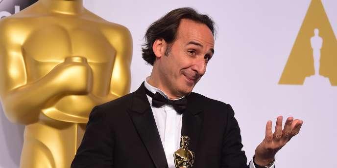 Alexandre Desplat a été le seul Français sacré aux Oscars. Il a remporté celui de la meilleure bande originale pour