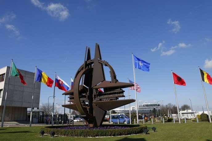 Siège de l'OTAN à Bruxelles.