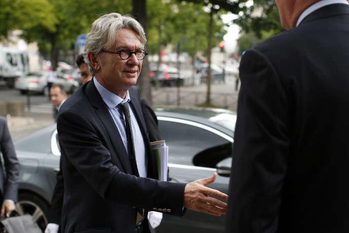 Jean-Claude Mailly en 2014.