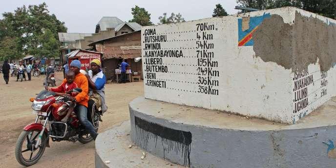 L'armée congolaise a lancé une offensive contre des rebelles hutu rwandais, le 24 février.