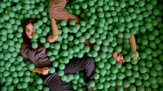 Liron Ben-Shlush et Dana Ivgy dans le film israélien d'Asaf Korman,