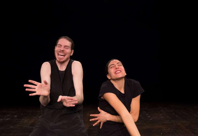Volmir Cordeiro et Marcila Santander Corvalan dans le duo