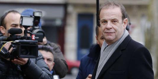 François-Marie Banier est le principal prévenu dans cette affaire.