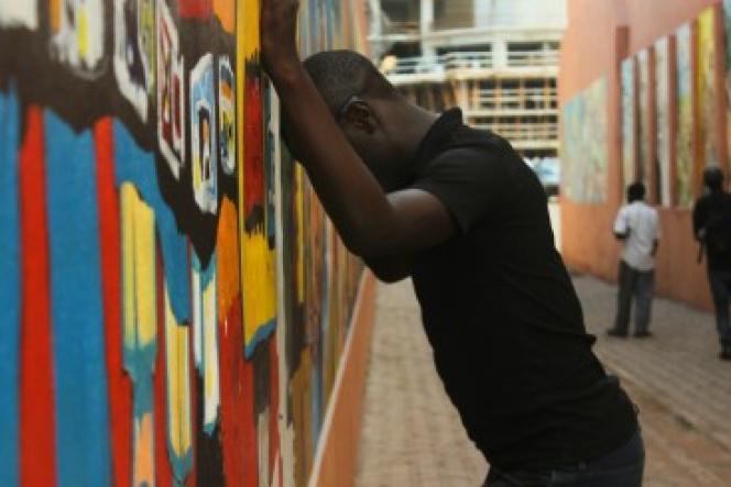 Un militant LGBT camerounais (Archives de l'ONG Amnesty International).