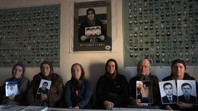 Le Comité des mères de Tchétchénie.