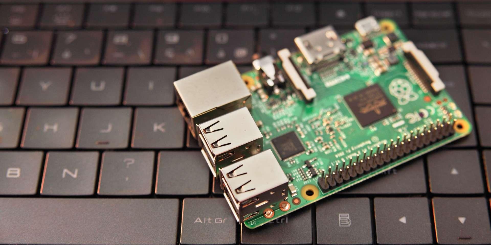 Le Raspberry Pi 2.