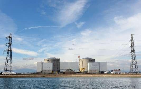 En service depuis 1977, la centrale nucléaire de Fessenheim est la plus vieille de France.