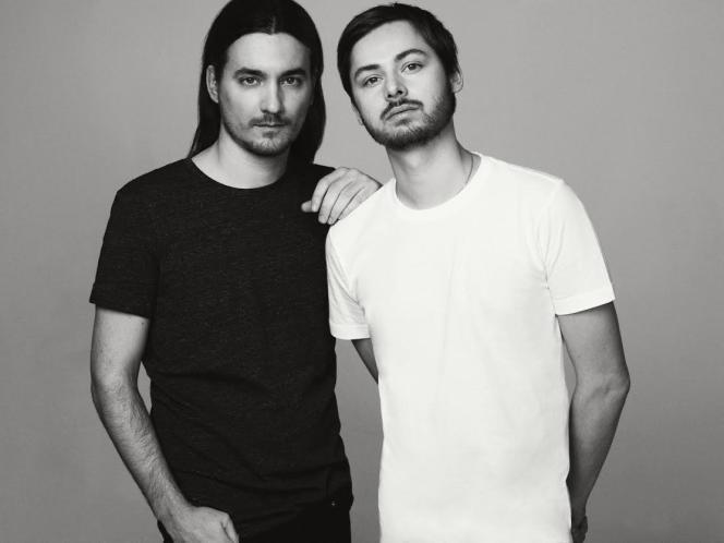 Alexis Martial et Adrien Caillaudaud, nouveaux directeurs artistiques de Carven.