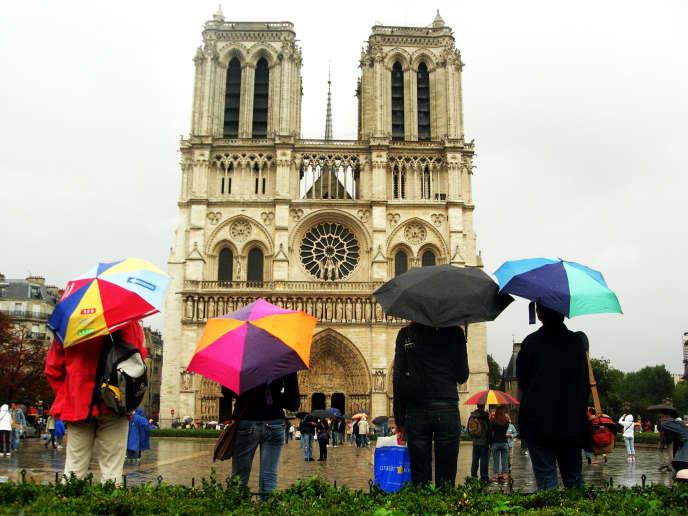 La France est la première destination touristique mondiale.
