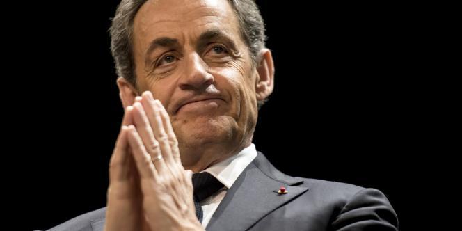 Le président de l'UMP Nicolas Sarkozy a accordé au